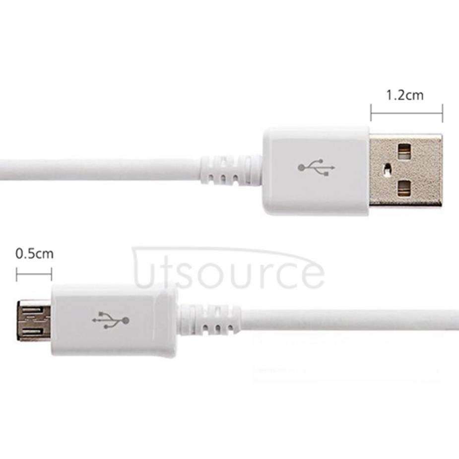 OEM USB Sync & Charge Cable for Samsung Galaxy Note 4 White