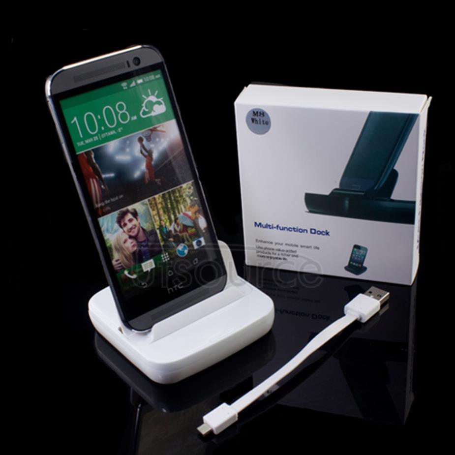 Docking Station for HTC One M8 White