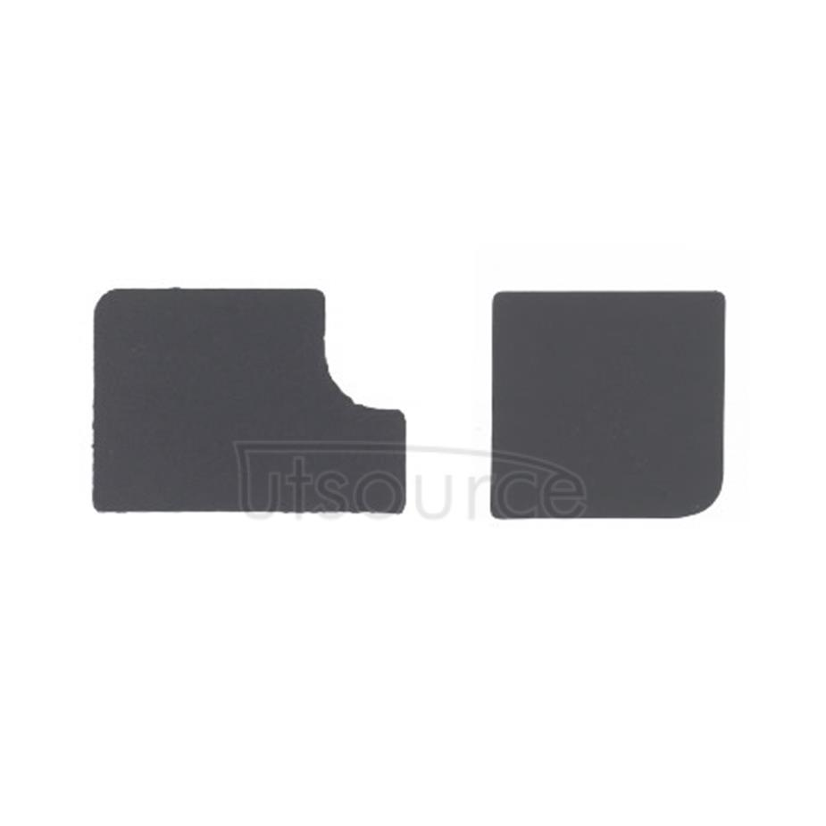 Back Camera Cushion Pad with Sticker for iPhone 5 2pcs