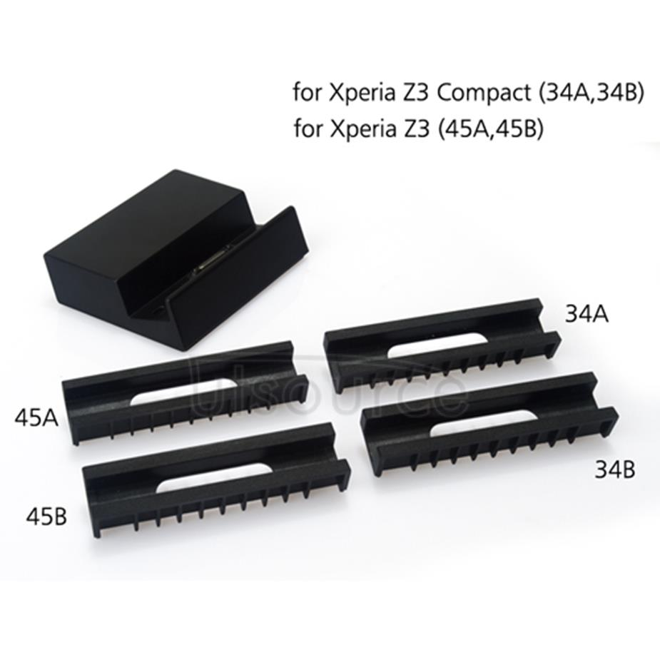 Magnetic Charging Dock for Sony Xperia Z3 Black