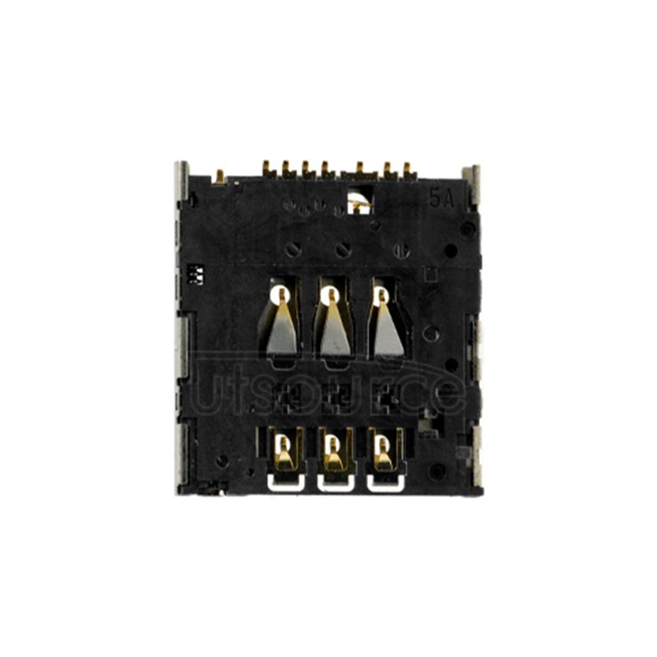 OEM SIM Card Connector for Sony Xperia T