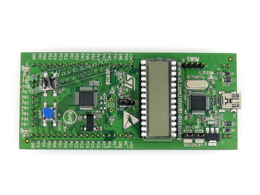 STM8L-DISCOVERY evaluation development board