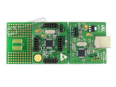 STM8S-DISCOVERY evaluation development board