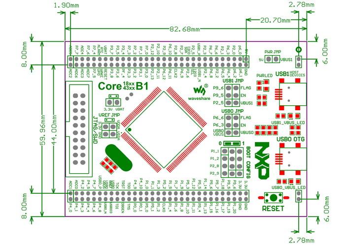 Core4337 Dimensions