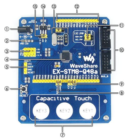 EX-STM8-Q48a-105 introduction
