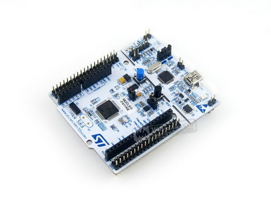 NUCLEO-F411RE evaluation development board